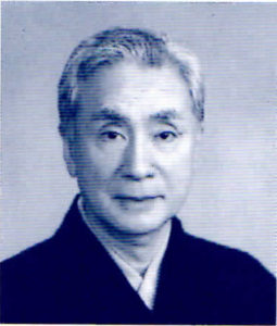 梅若万三郎師